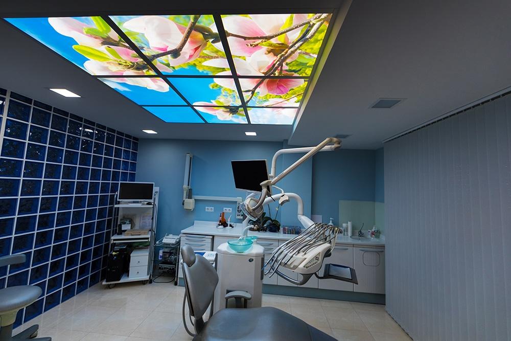 Cielos abiertos en Odontic, dentista Benavente, Zamora.