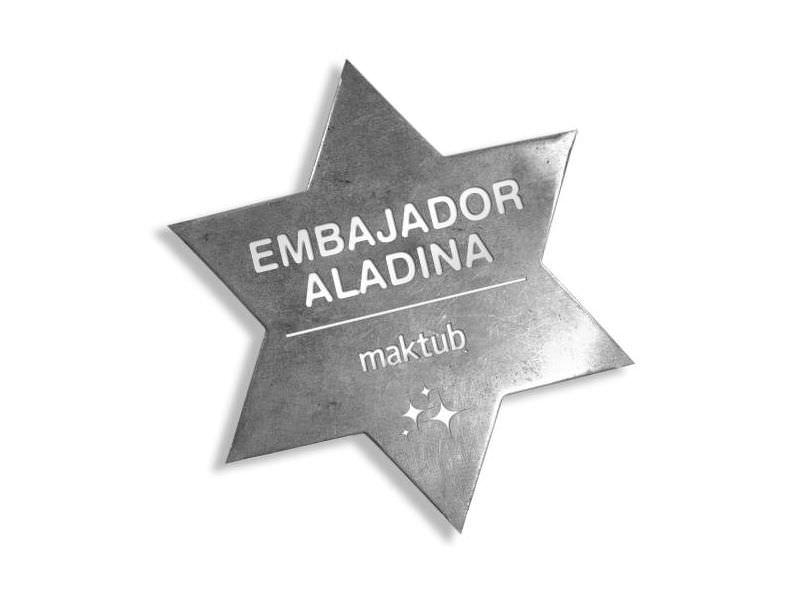 Odontic Embajador Fundación Aladina.