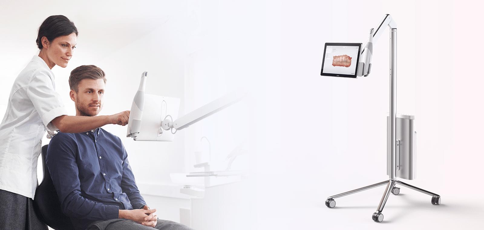 3d Shape, última tecnología en la Clínica Dental Odontic