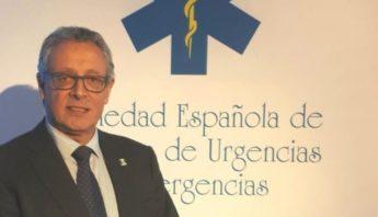 Doctor Tomas Toranzo, Adjunto del Servicio de Urgencias del Hospital de Zamora y presidente de la Confederación Estatal de Sindicatos Médicos.