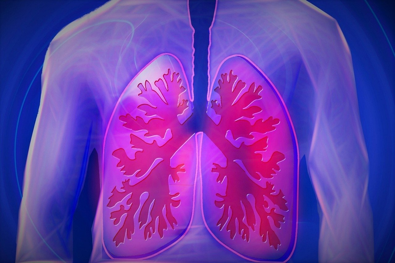 neumonía. Cuidando la salud oral proteges los pulmones.